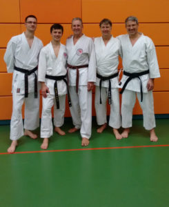 trainerteam karate