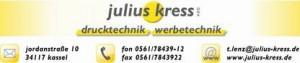 Julisu Kress Werbetechnik Drucktechnik