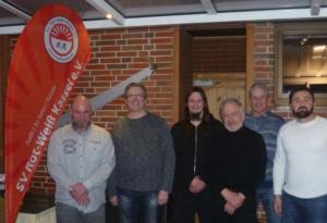 neuer Vereinsvorstand Rot-Weiß Kassel