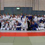 Jujutsu Gruppenfoto Sensenstein2018