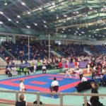 arawaza cup in Halle an der Saale internationales Karate Tunier