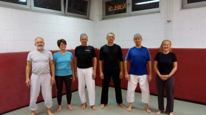 Energietraining Gruppe Karate Kassel